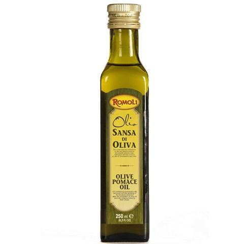 Dau Olive nguyen chat Romoli 250ml
