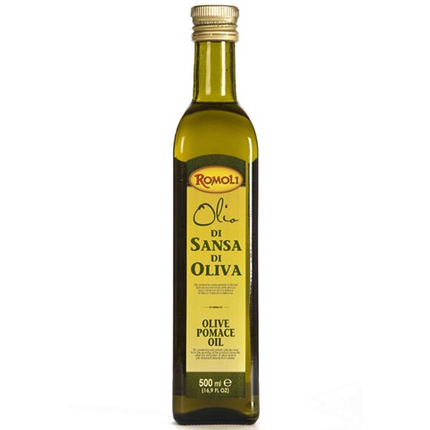 Dau Olive nguyen chat Romoli 500ml