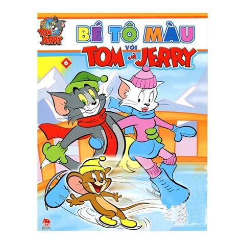 Be to mau Tom & Jerry