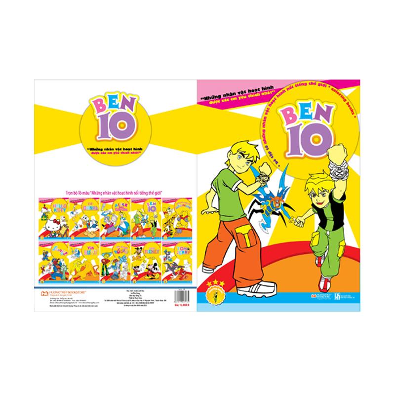 Be to mau Ben 10