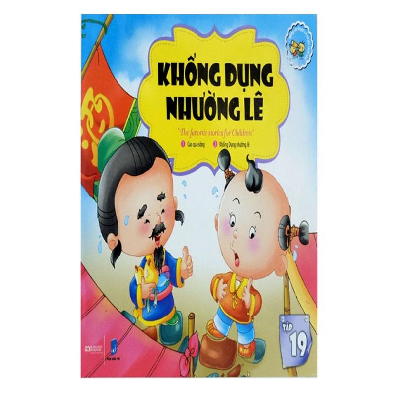 Nhung cau chuyen tre em yeu thich nhat - Khong Dung nhuong le