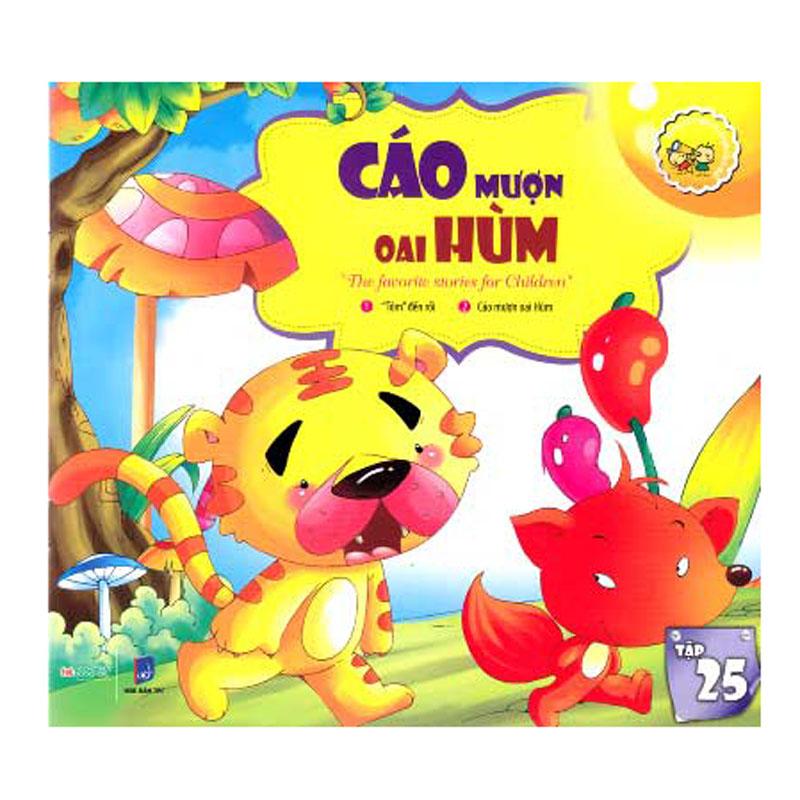 Nhung cau chuyen tre em yeu thich nhat - Cao muon oai hum