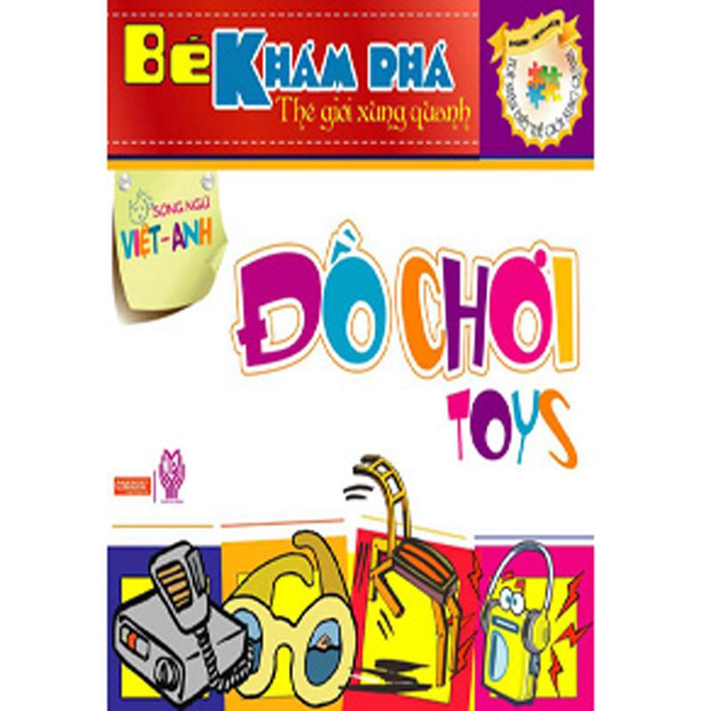 Be kham pha the gioi xung quanh - Do choi
