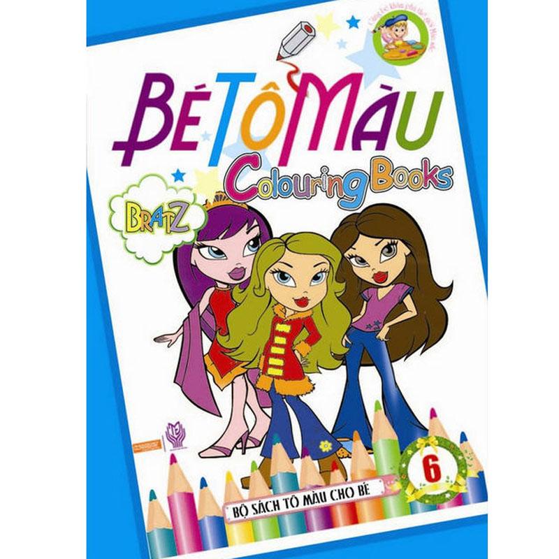 Be to mau Bratz (tap 6)