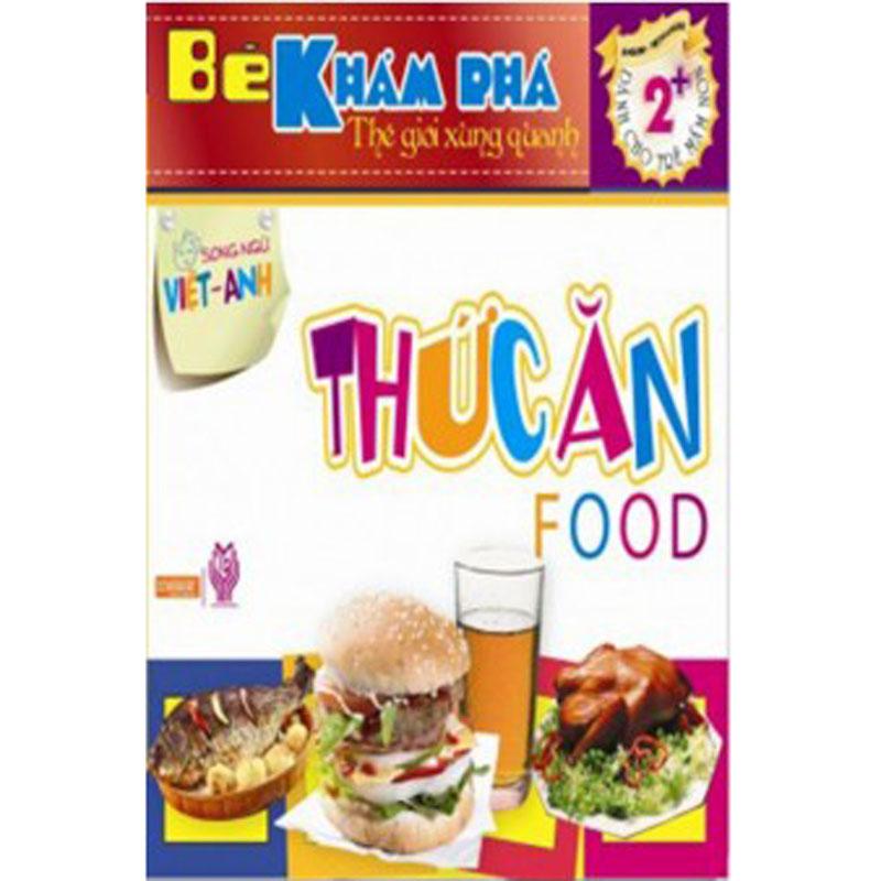 Be kham pha the gioi xung quanh - Thuc an