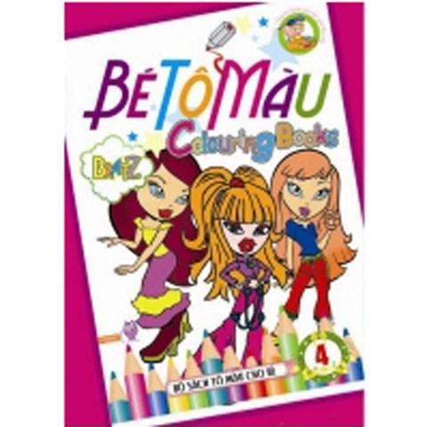 Be to mau Bratz (tap 4)