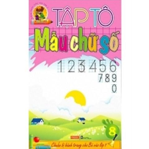 Tap to mau chu so ( tap 8)