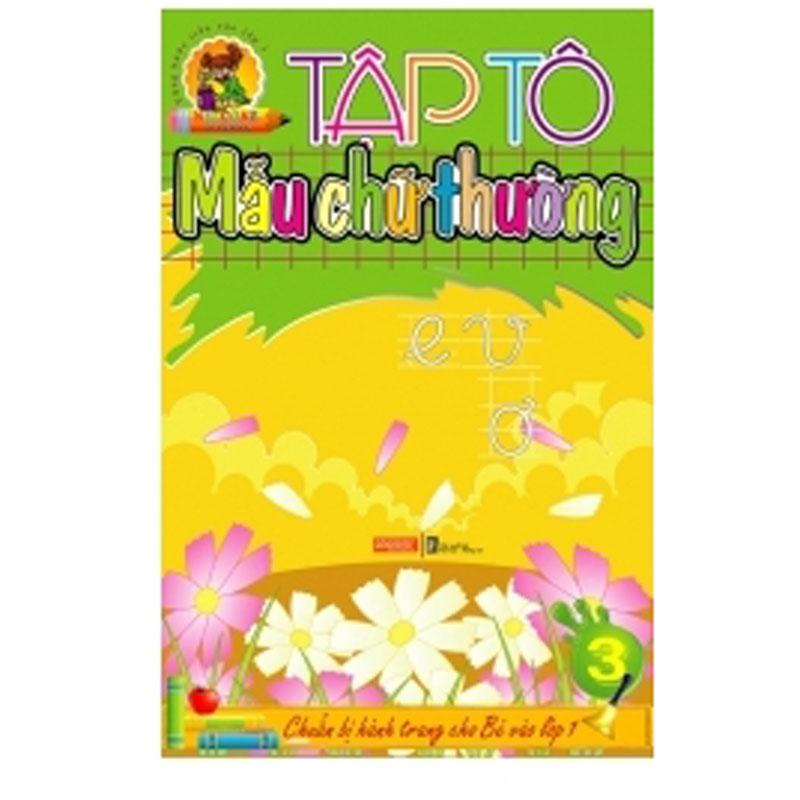 Tap to mau chu thuong (tap 3)
