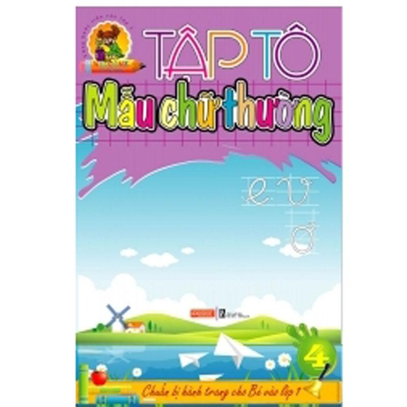 Tap to mau chu thuong (tap 4)