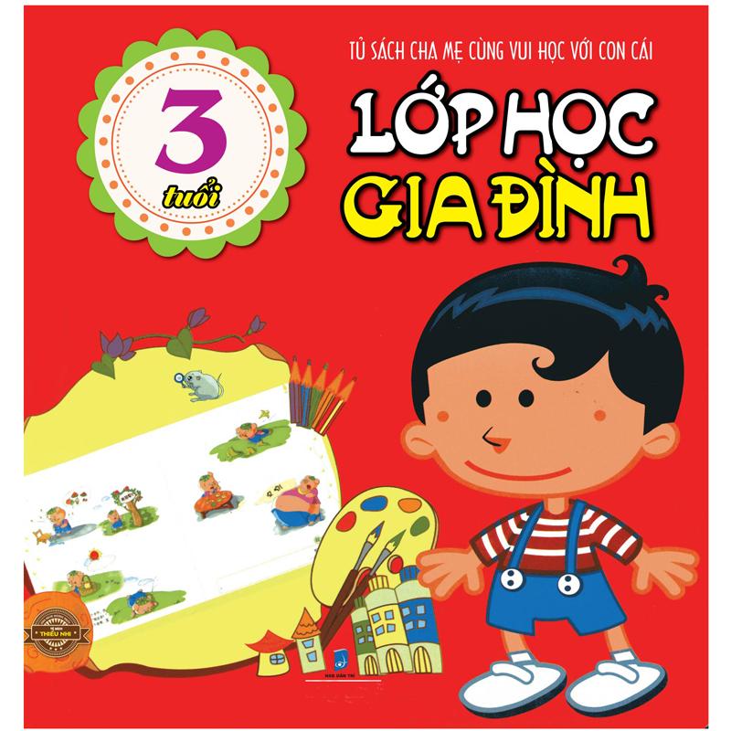 Lop hoc gia dinh  ( 3 tuoi )