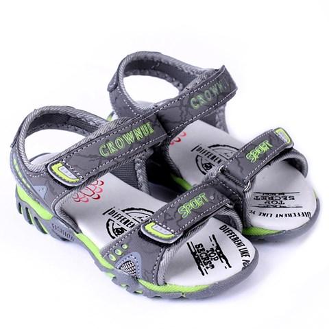 Dep sandal cho be trai Crown GD-325