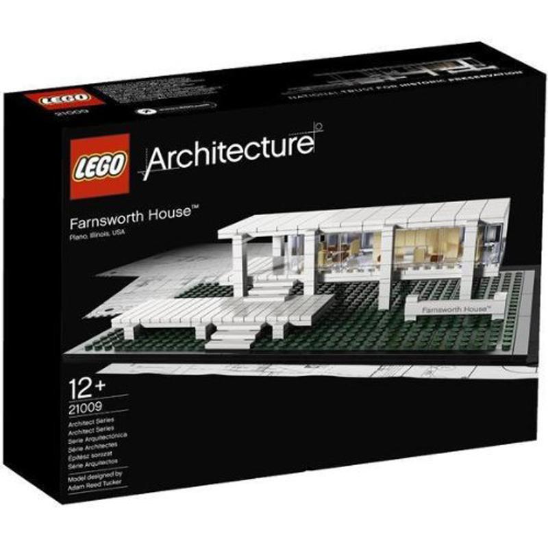 Lego 21009 - Ngoi Nha Farnsworth