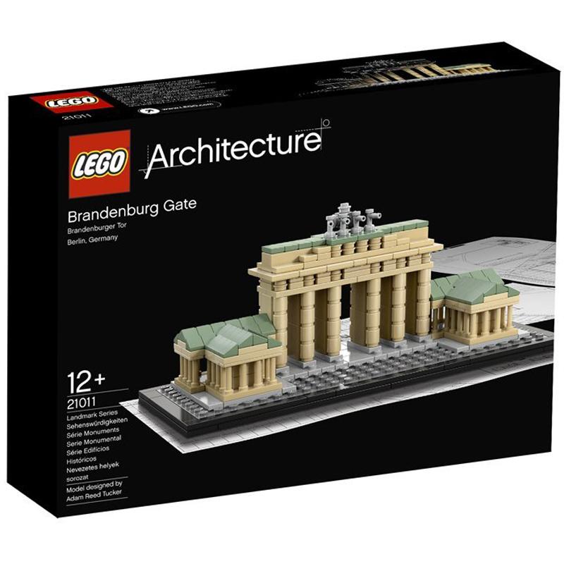 Lego 21018 - Cong Brandenburg