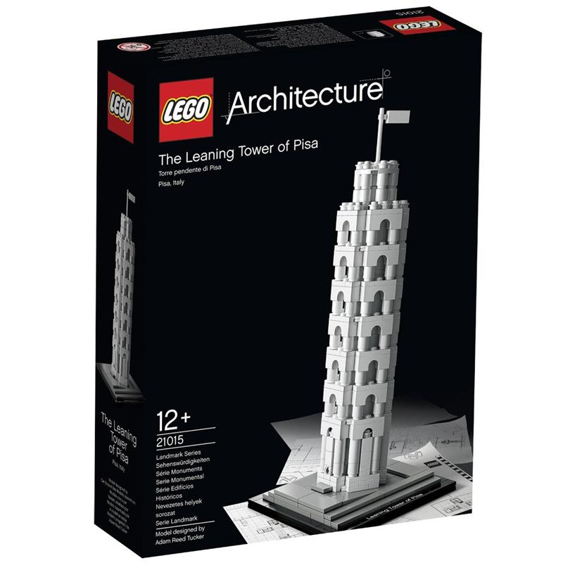Lego 21015 - Thap Nghieng Pisa