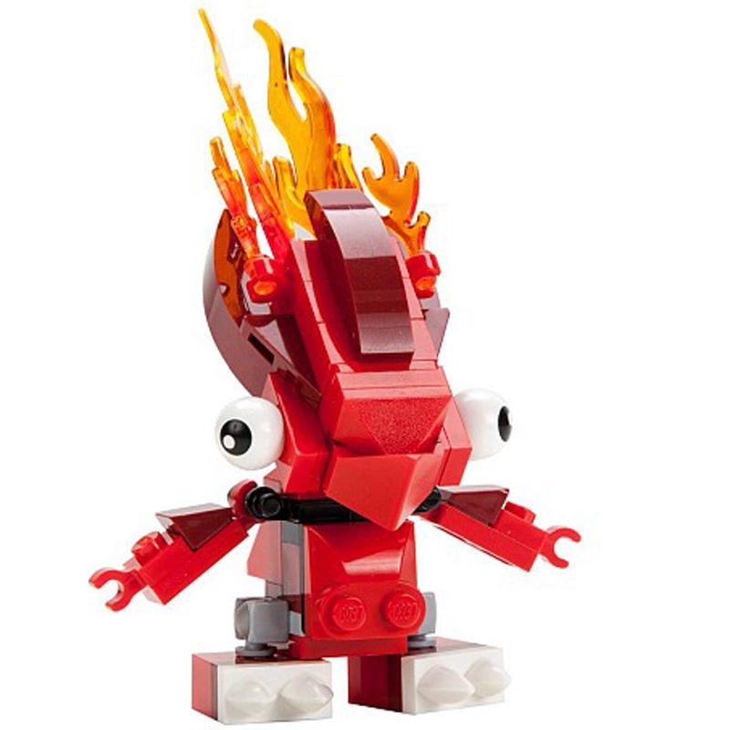 Mo hinh LEGO Mixels Sinh Vat Flain - 41500