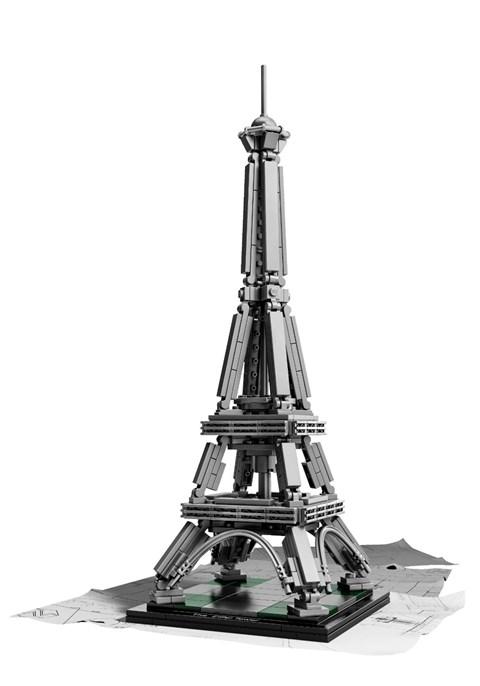 LEGO 21019 Architecture Thap Eiffel