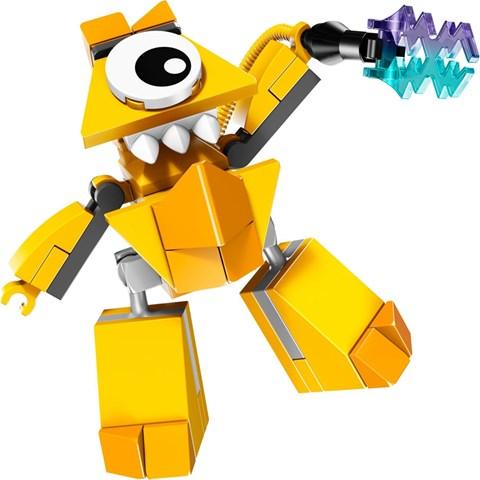 Mo hinh LEGO Mixels sinh vat Teslo - 41506