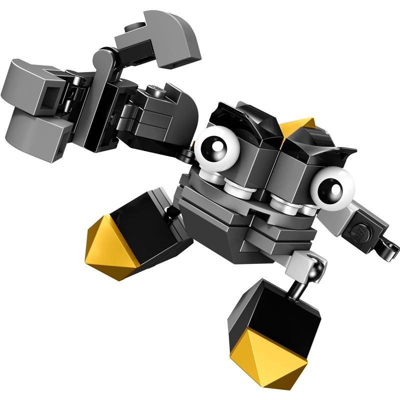 Mo hinh LEGO Mixels sinh vat Krader - 41503