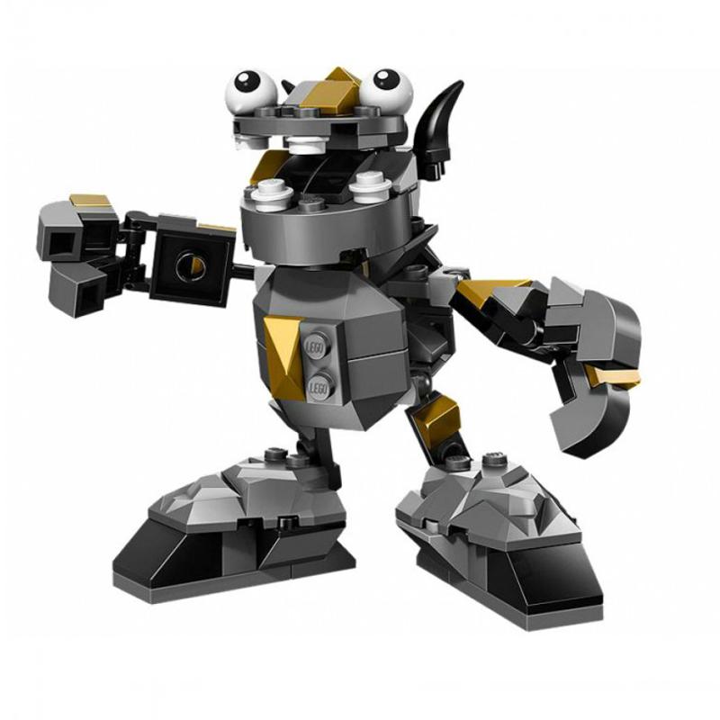Mo hinh LEGO Mixels sinh vat Seismo-41504
