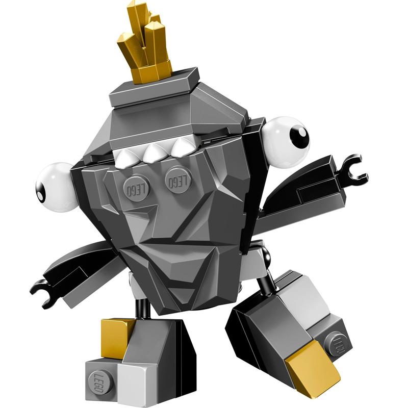 Mo hinh LEGO Mixels sinh vat Shuff - 41505