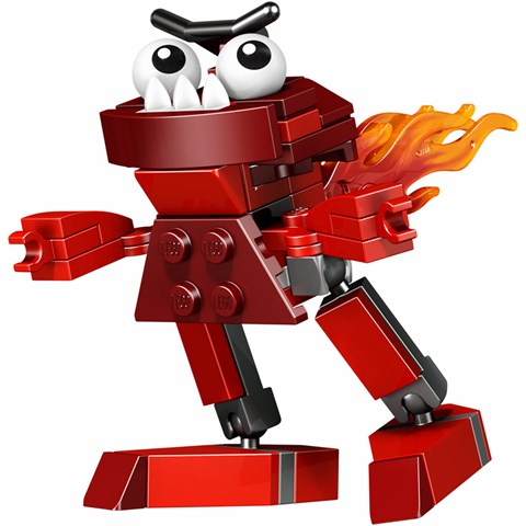 Mo hinh LEGO Mixels sinh vat Zorch-41502