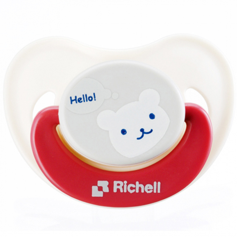Ty gia cc richell RC41383 hong tu 0-3m