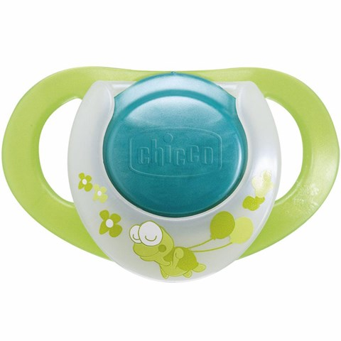 Ty ngam Silicone Chicco Physio 0M+ 01808