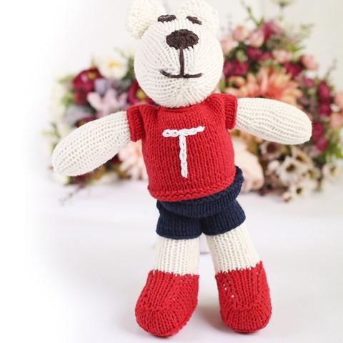 Thu dan len handmade loai nho