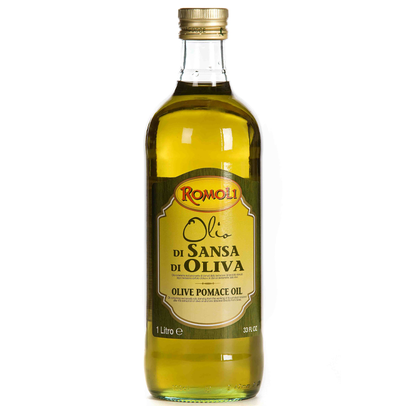 Dau Olive nguyen chat Romoli 1000ml