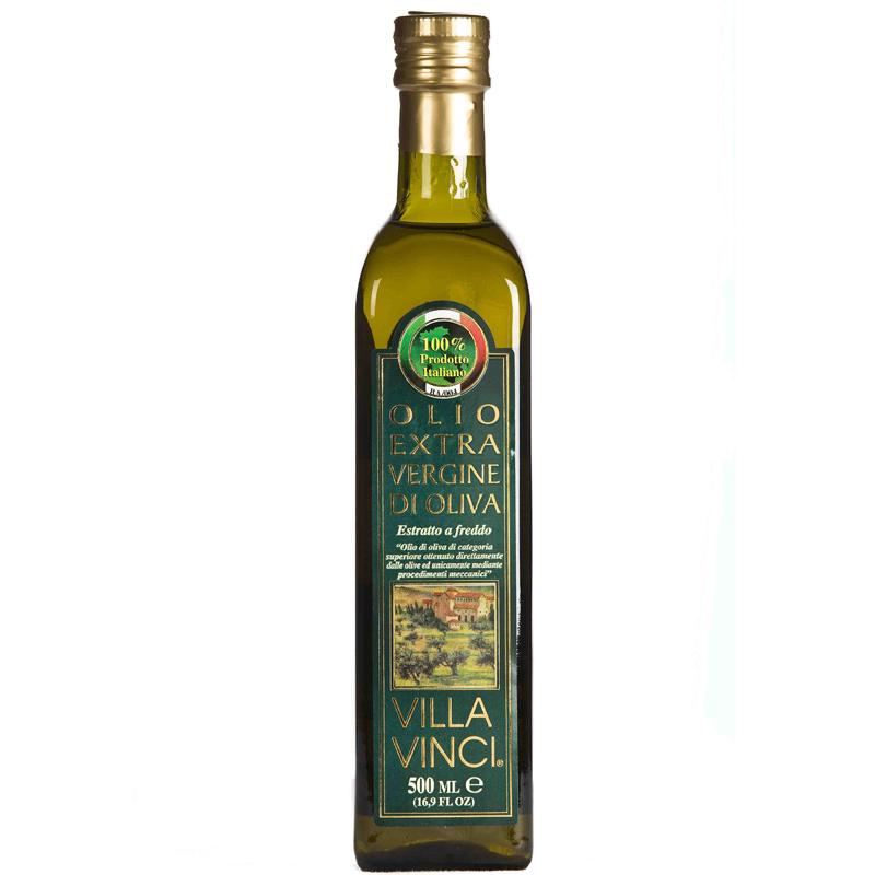 Dau Olive sieu nguyen chat dac biet Romoli 500ml