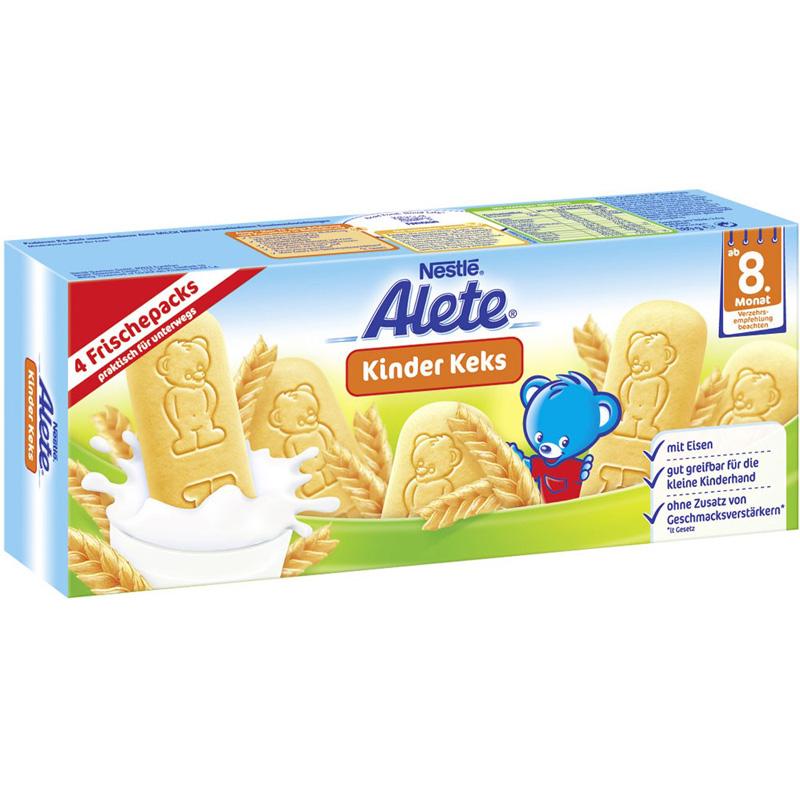 Banh an dam Alete Kinder Keks