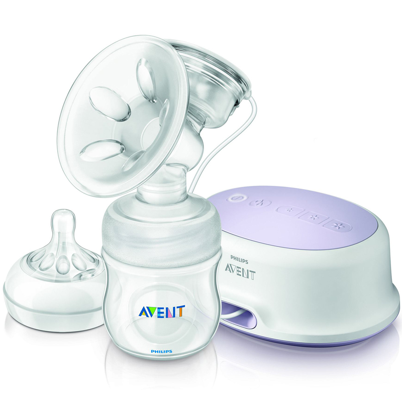 May hut sua bang dien va pin Philips AVENT SCF332/01