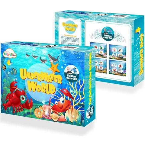 tro choi giao duc Underwater World