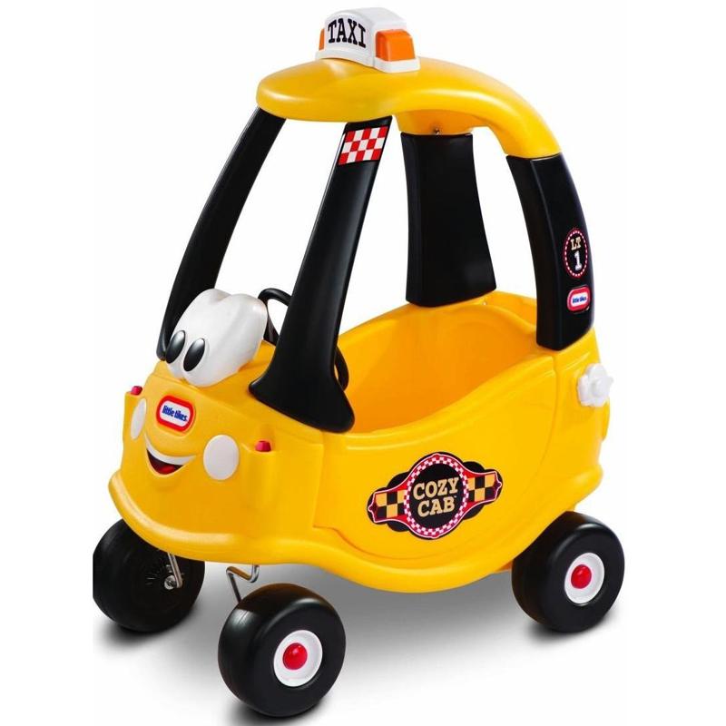 Xe choi chan Taxi Little Tikes LT-622021
