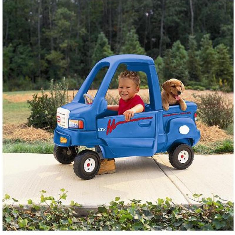 Xe choi chan Pickup mau xanh LT-416600091