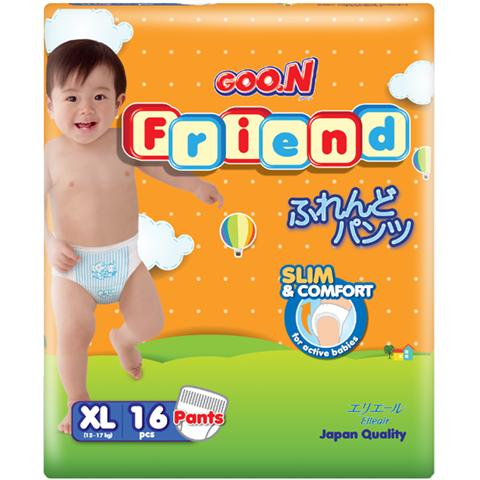 Bim quan Goon Friend size XL cho be