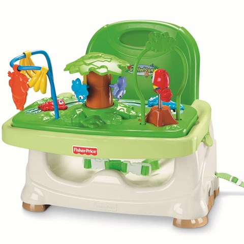 Ghe an Fisher Price Rainfores M3176 cho be