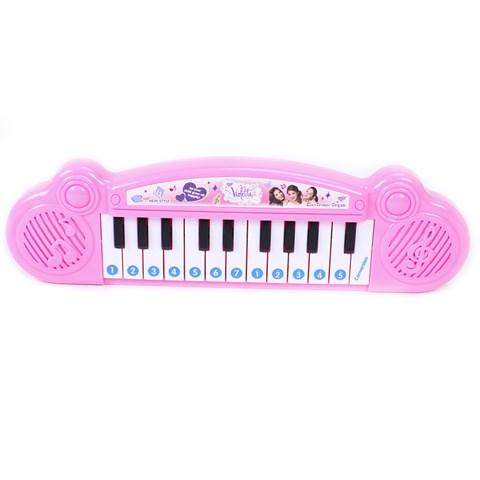 Do choi dan Piano mau hong cho be