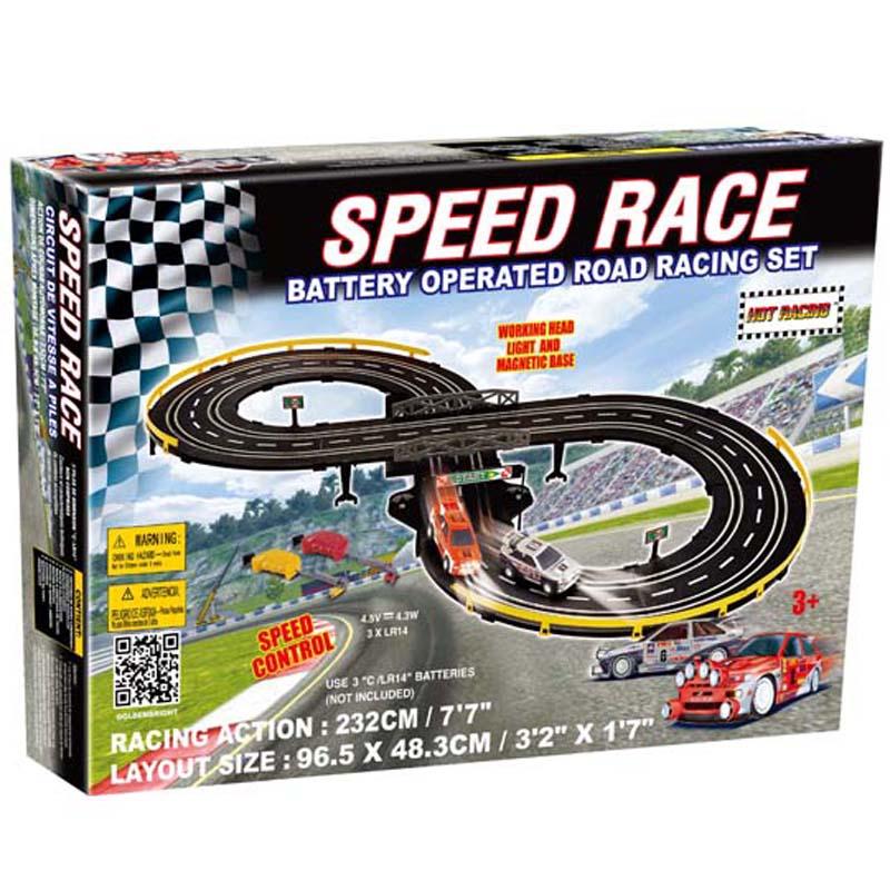 Do choi bo duong dua Racer sieu toc