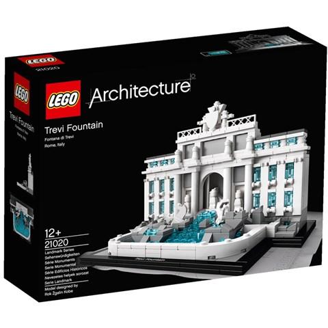 Do choi LEGO 21020 - Dai Phun Nuoc Trevi