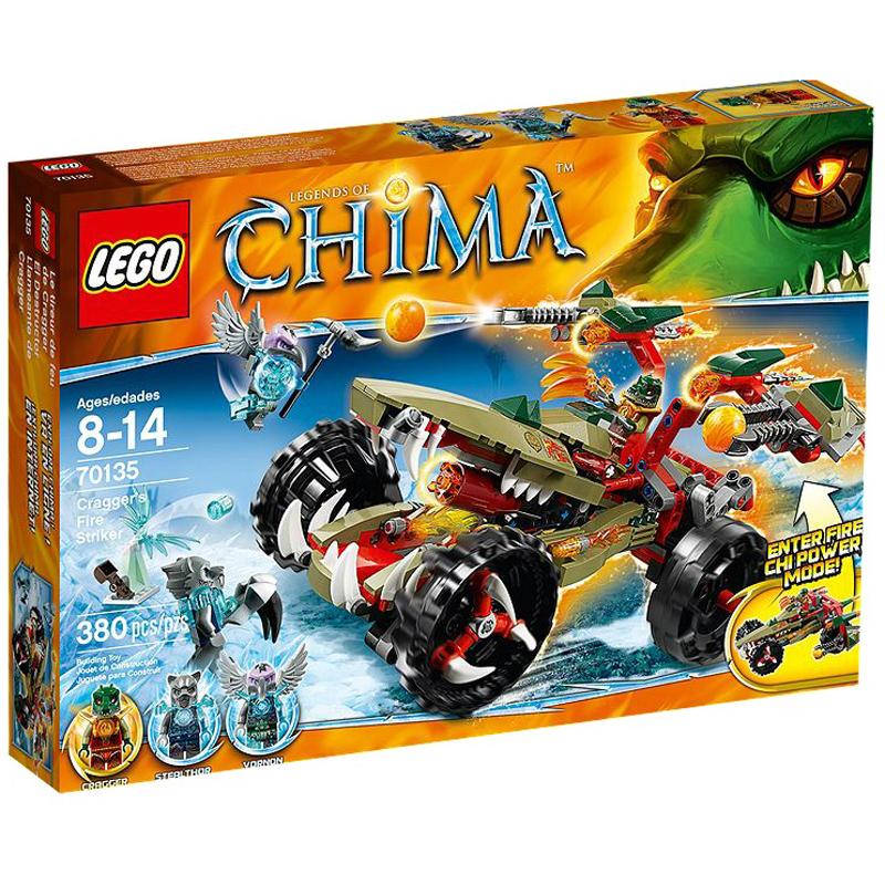 Do choi LEGO 70135 - Chien Xa Lua Cua Cragger