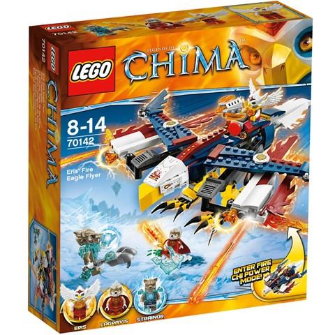 Do choi LEGO 70142 - May Bay Chien Dau Lua Cua Eris