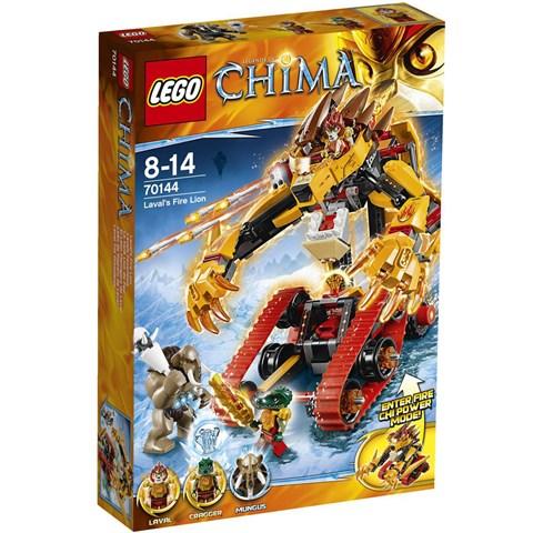 Do choi LEGO 70144 - Su Tu Lua Cua Laval