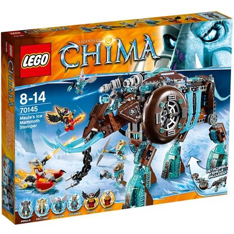 Do choi LEGO 70145 - Co May Chien Dau Ma Mut