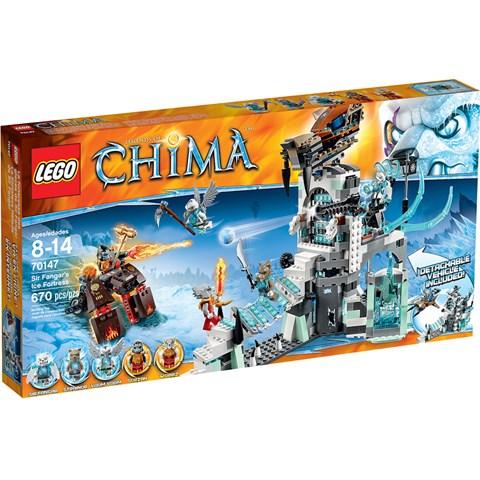 Do choi LEGO 70147 - Rung Bang Cua Lanh Chua Fangar