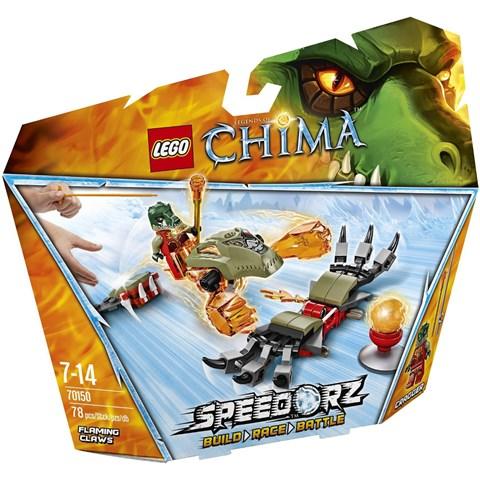 Do choi LEGO 70150 - Mong Vuot Ruc Lua