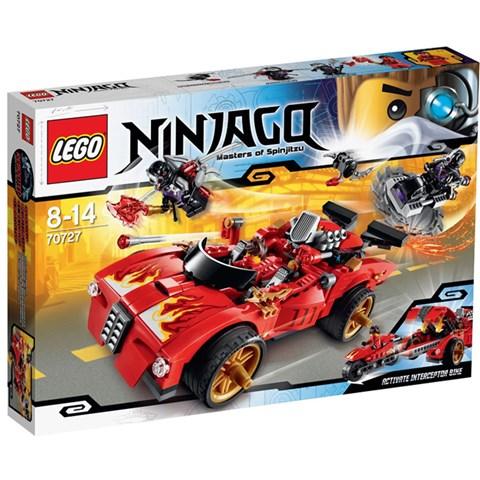 Do choi LEGO 70727 - Xe Hoi Chien Dau Cua Kai