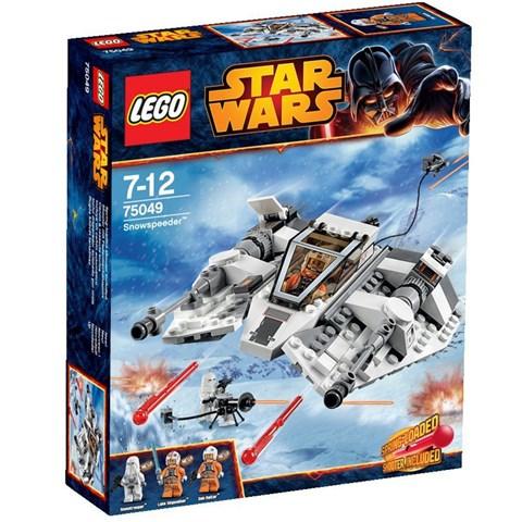 Do choi LEGO 75049 - Tau Truot Tuyet