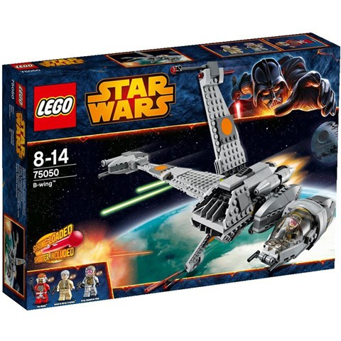 Do choi LEGO 75050 - Phi Thuyen B-Wing