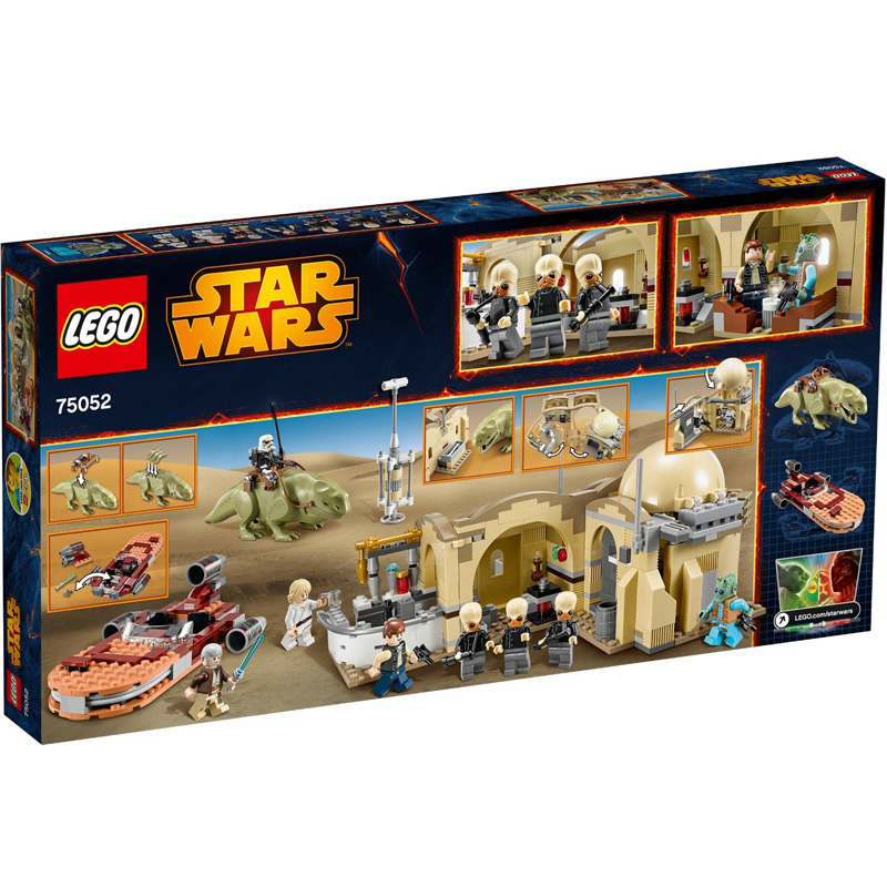 Do choi LEGO 75052 - Quan Bar Mos Eisley